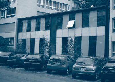 Rue de l'Athénée 28 - Genève (2008)