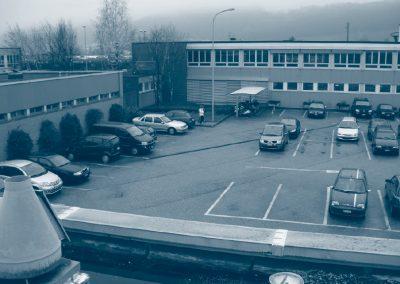 Laboratoire Petroplus (2008)