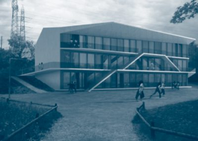 Ecole Steiner (Projet 2009 - Réalisation 2011 - 2012)