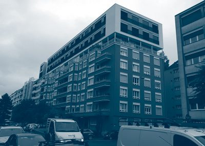 Rue de la Dôle - Genève (2010 - 2012)